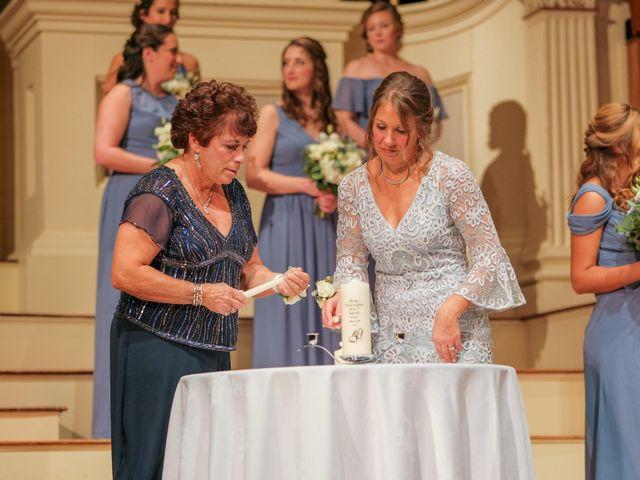 Paul and Sammantha's Wedding in Worcester, Massachusetts 21