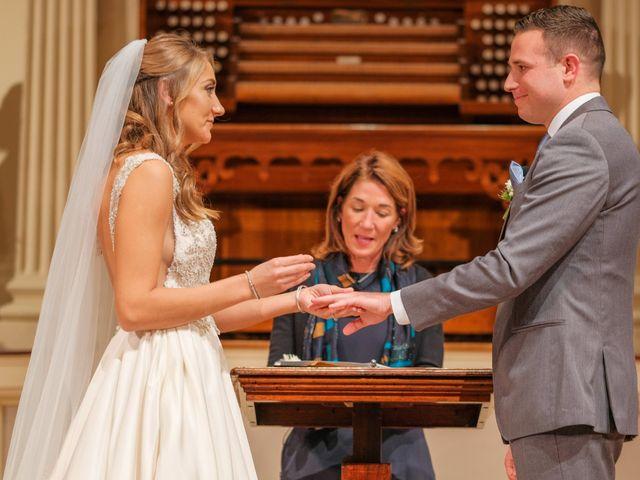 Paul and Sammantha's Wedding in Worcester, Massachusetts 22