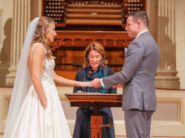 Paul and Sammantha's Wedding in Worcester, Massachusetts 23