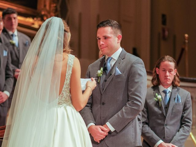 Paul and Sammantha's Wedding in Worcester, Massachusetts 25