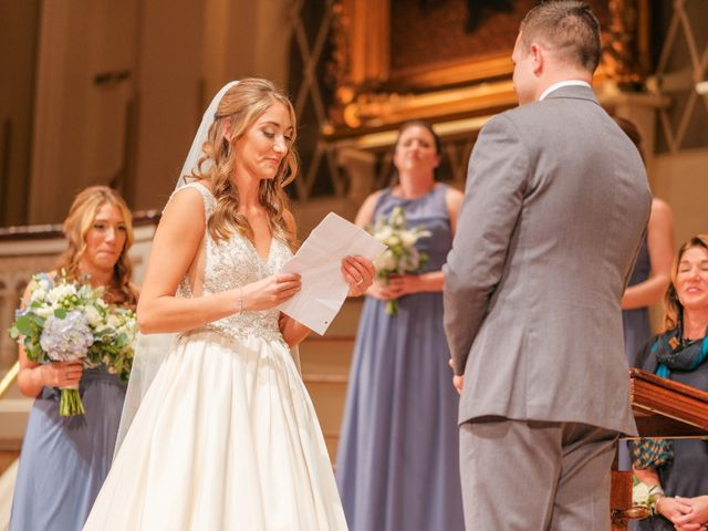 Paul and Sammantha's Wedding in Worcester, Massachusetts 26