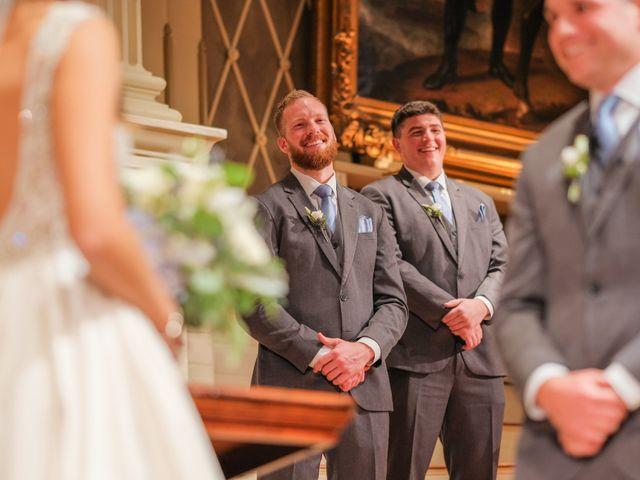 Paul and Sammantha's Wedding in Worcester, Massachusetts 28