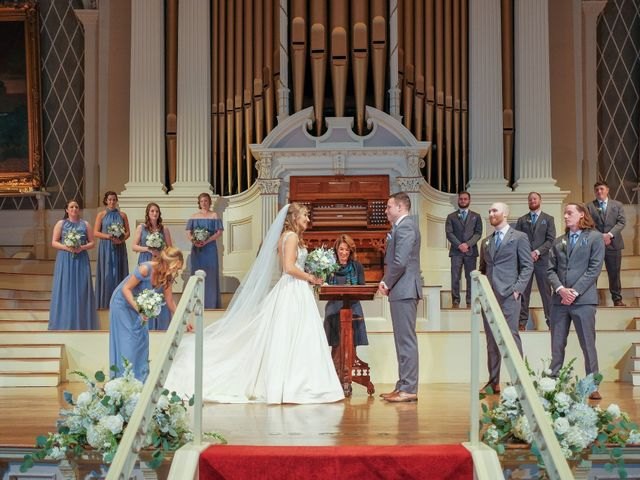 Paul and Sammantha's Wedding in Worcester, Massachusetts 30