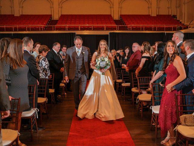 Paul and Sammantha's Wedding in Worcester, Massachusetts 31