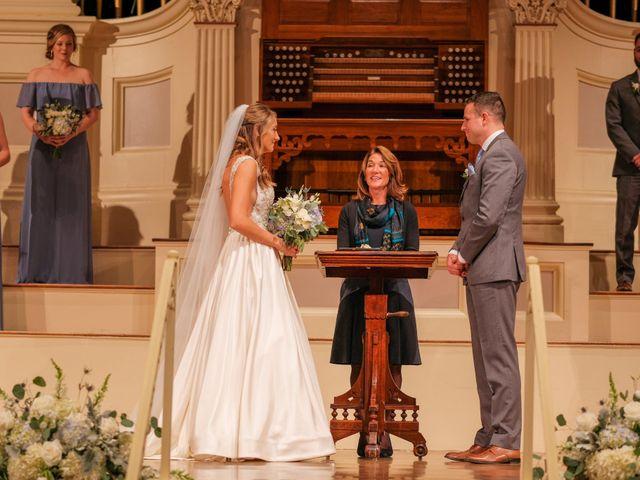 Paul and Sammantha's Wedding in Worcester, Massachusetts 32