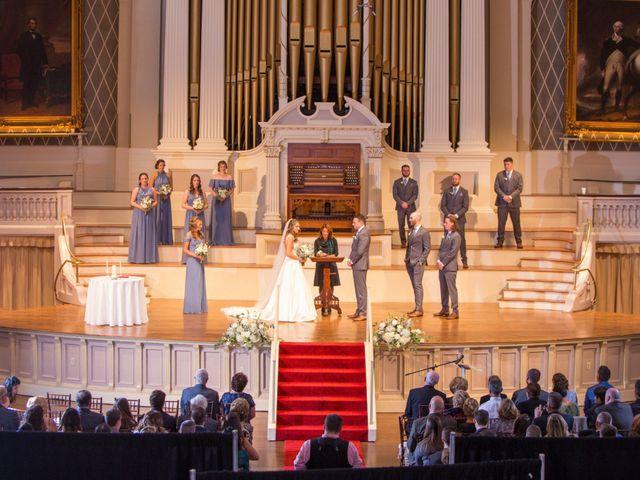 Paul and Sammantha's Wedding in Worcester, Massachusetts 33