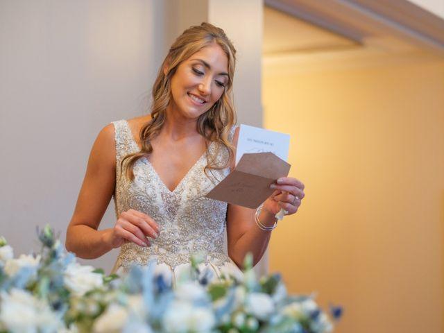 Paul and Sammantha's Wedding in Worcester, Massachusetts 34