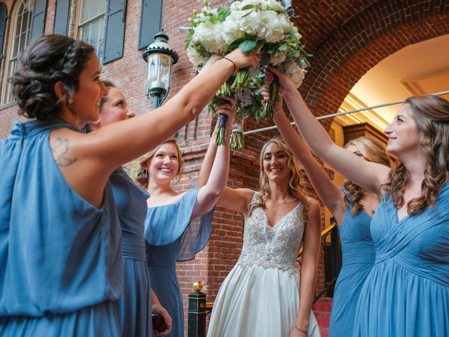 Paul and Sammantha's Wedding in Worcester, Massachusetts 37