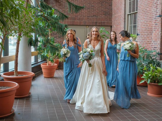Paul and Sammantha's Wedding in Worcester, Massachusetts 38