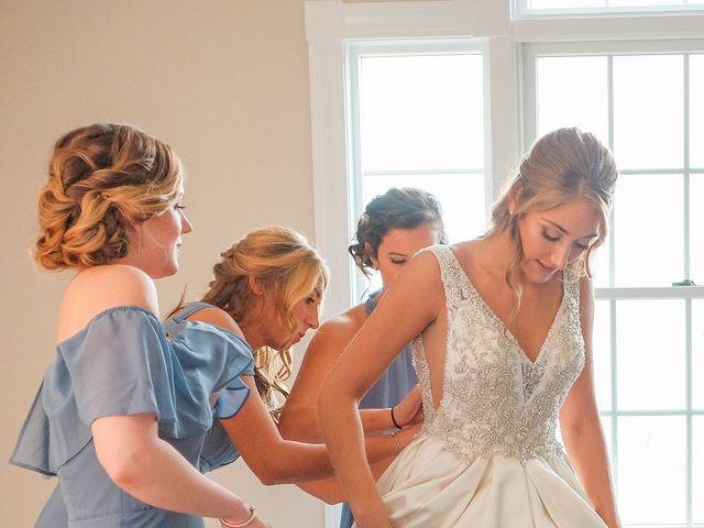 Paul and Sammantha's Wedding in Worcester, Massachusetts 46