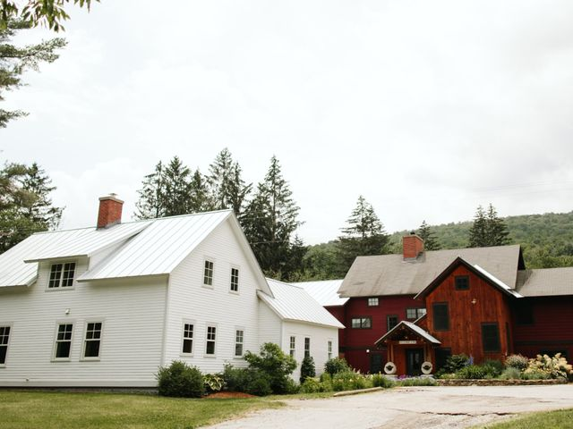 Ellis and Ally's Wedding in Waitsfield, Vermont 3