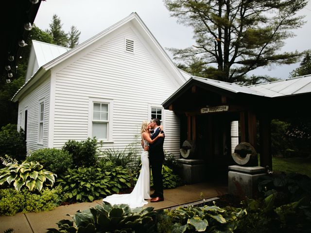 Ellis and Ally's Wedding in Waitsfield, Vermont 9