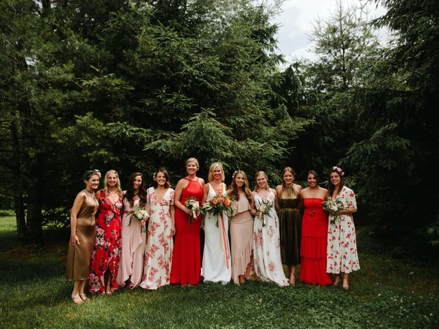 Ellis and Ally's Wedding in Waitsfield, Vermont 10