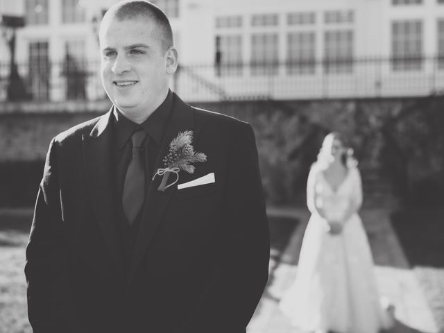 Kyle and Brianna's Wedding in Florham Park, New Jersey 18