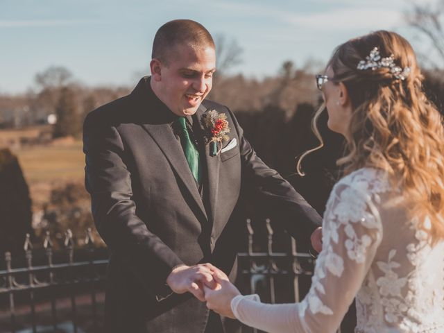 Kyle and Brianna's Wedding in Florham Park, New Jersey 19