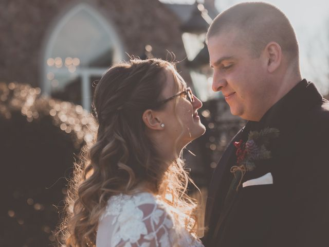 Kyle and Brianna's Wedding in Florham Park, New Jersey 21