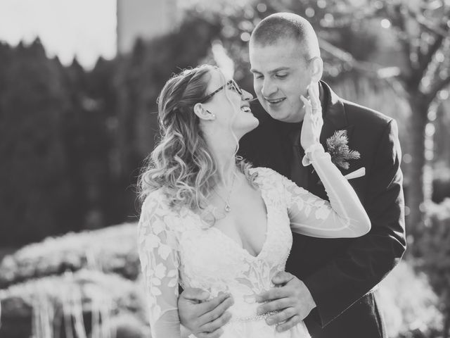 Kyle and Brianna's Wedding in Florham Park, New Jersey 23