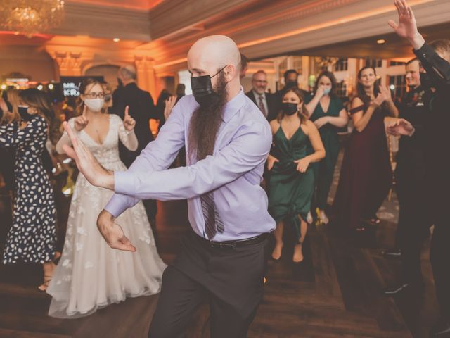 Kyle and Brianna's Wedding in Florham Park, New Jersey 45