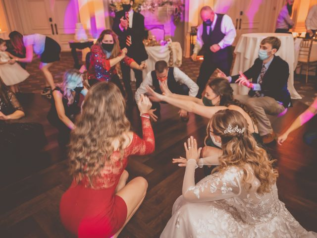 Kyle and Brianna's Wedding in Florham Park, New Jersey 46