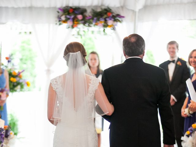 Jennifer and Cory's Wedding in Roswell, Georgia 9