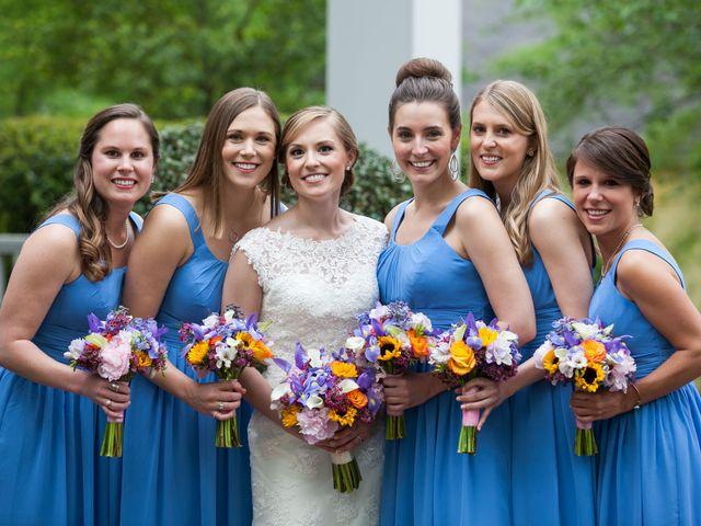 Jennifer and Cory's Wedding in Roswell, Georgia 5