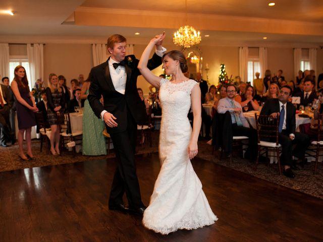 Jennifer and Cory's Wedding in Roswell, Georgia 16