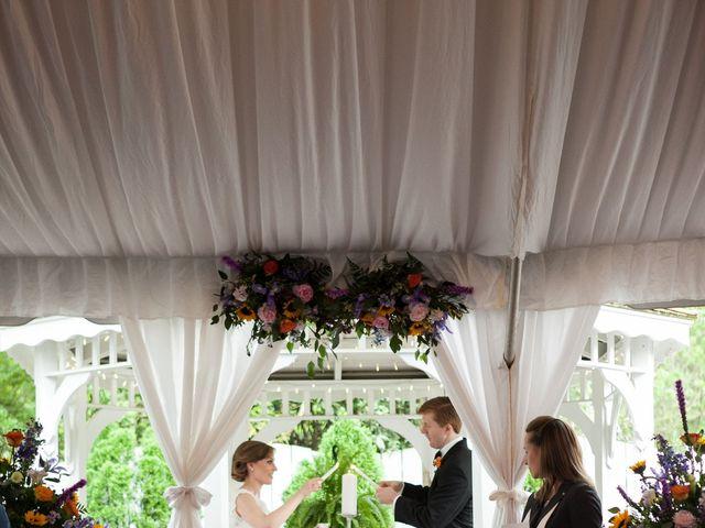 Jennifer and Cory's Wedding in Roswell, Georgia 10