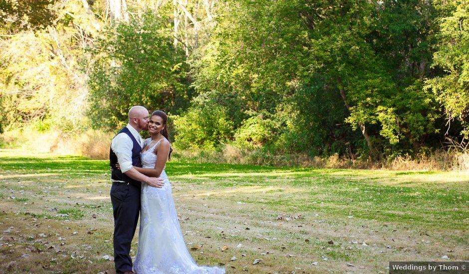 Cory and Laqueisha's Wedding in Kenosha, Wisconsin