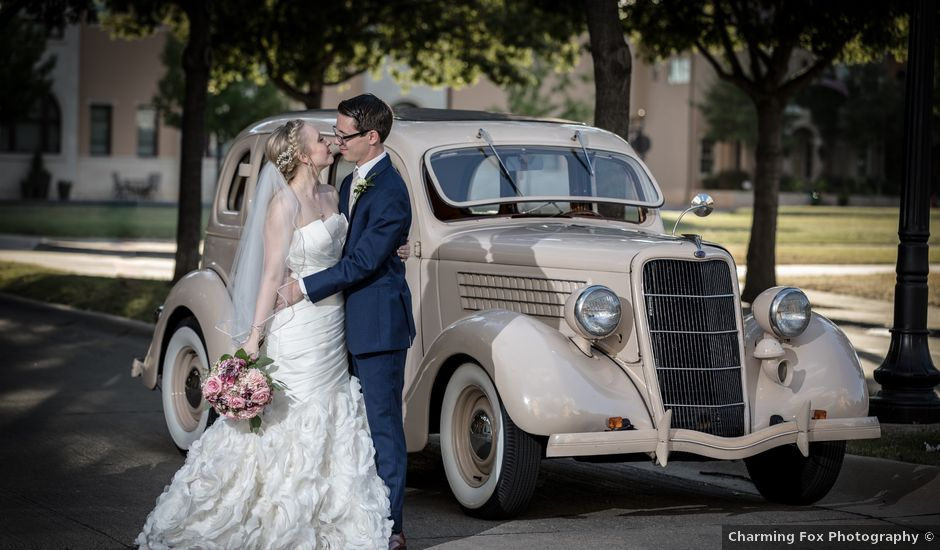 Ali and Andrew's Wedding in Colleyville, Texas