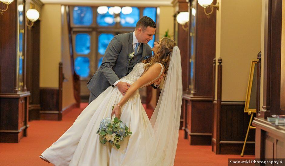 Paul and Sammantha's Wedding in Worcester, Massachusetts