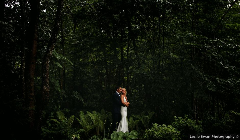Ellis and Ally's Wedding in Waitsfield, Vermont
