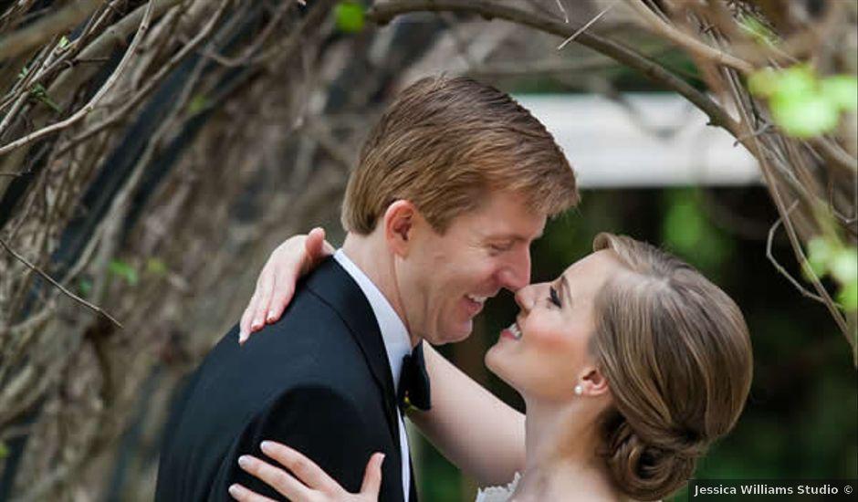 Jennifer and Cory's Wedding in Roswell, Georgia