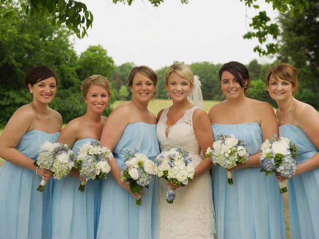 Katie and Adam's Wedding in Fayetteville, Arkansas 1