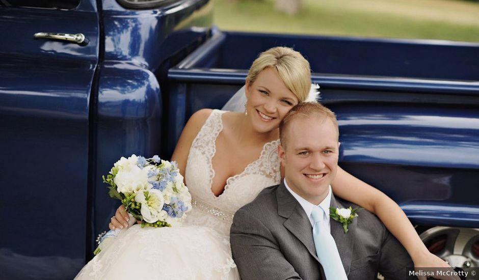 Katie and Adam's Wedding in Fayetteville, Arkansas