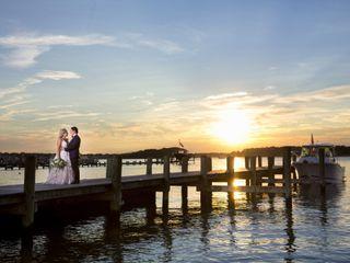 The wedding of Lindsay and Robert