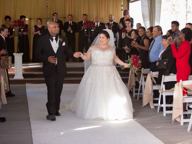 Lester  and Yvonne 's Wedding in San Antonio, Texas 7