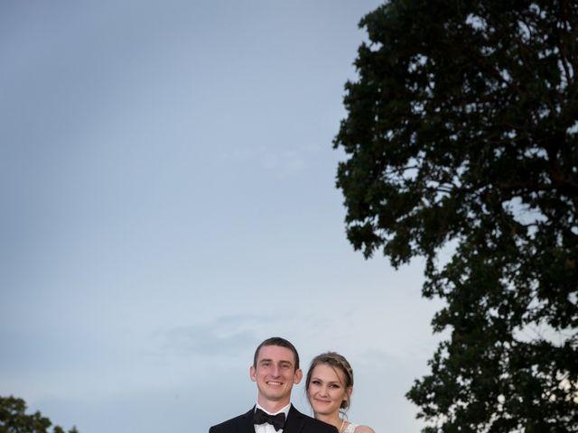 Madison and Dan's Wedding in Harleton, Louisiana 1