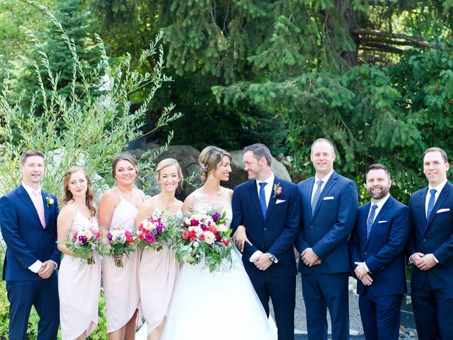 Tyler and Emily's Wedding in Spokane, Washington 1