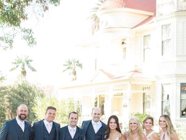 Matt and Nicole's Wedding in Camarillo, California 42