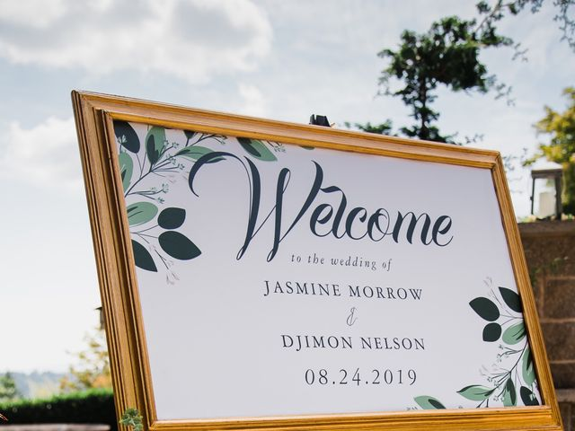 Djimon and Jasmine's Wedding in Duvall, Washington 6