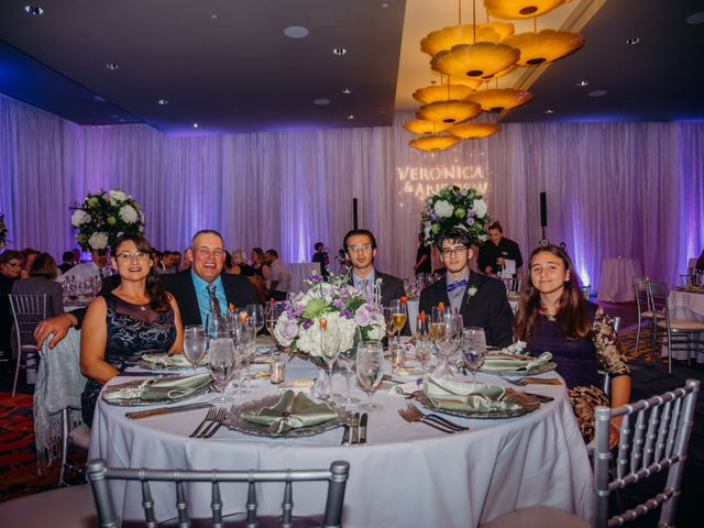 Andrew and Veronica's Wedding in Clearwater Beach, Florida 4