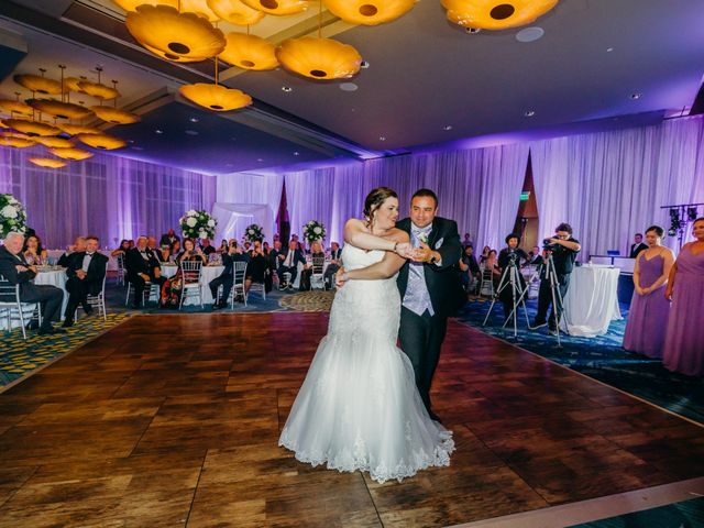 Andrew and Veronica's Wedding in Clearwater Beach, Florida 1