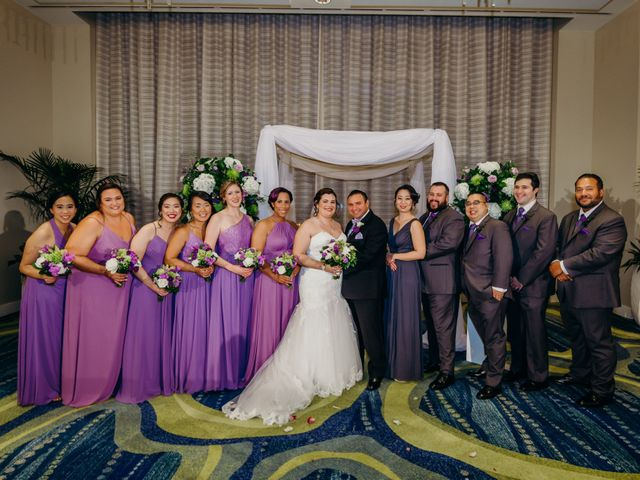 Andrew and Veronica's Wedding in Clearwater Beach, Florida 9