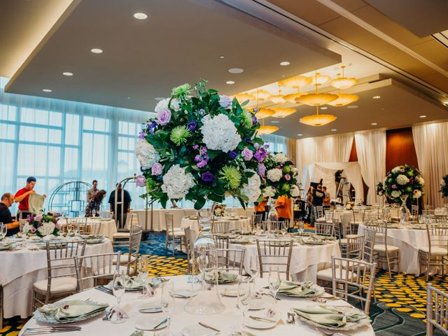 Andrew and Veronica's Wedding in Clearwater Beach, Florida 14