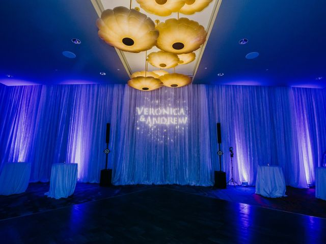 Andrew and Veronica's Wedding in Clearwater Beach, Florida 16