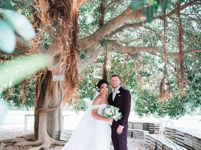 The wedding of Adina and Yanko
