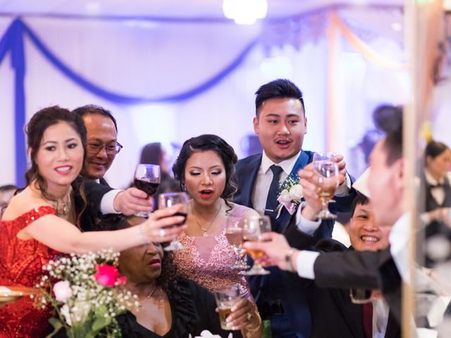 Trinh and Vince's Wedding in Des Plaines, Illinois 30