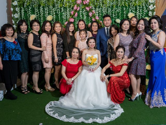 Trinh and Vince's Wedding in Des Plaines, Illinois 41