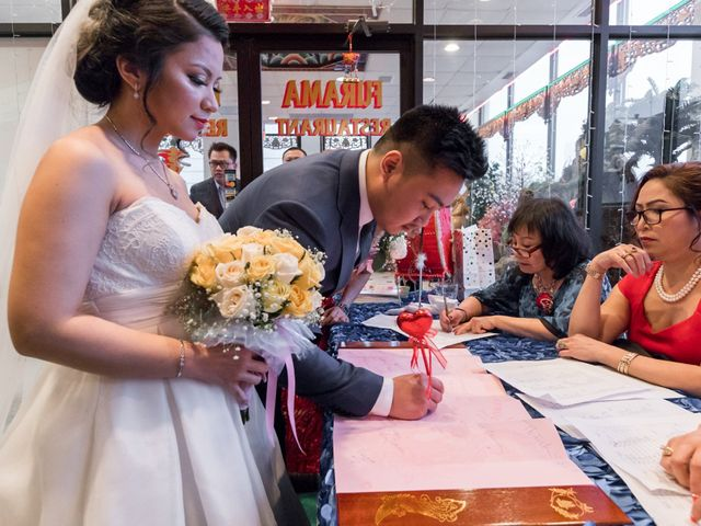Trinh and Vince's Wedding in Des Plaines, Illinois 45