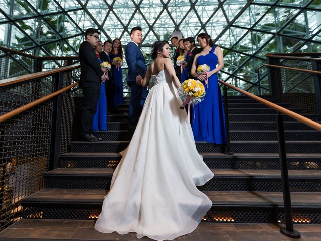 Trinh and Vince's Wedding in Des Plaines, Illinois 46